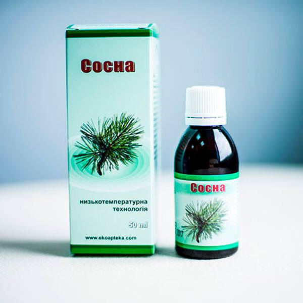 масло из сосновых иголок